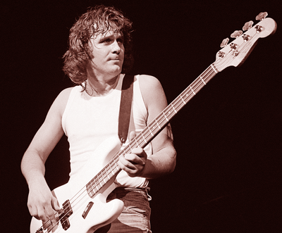 John Wetton (Bass, My Fever)
