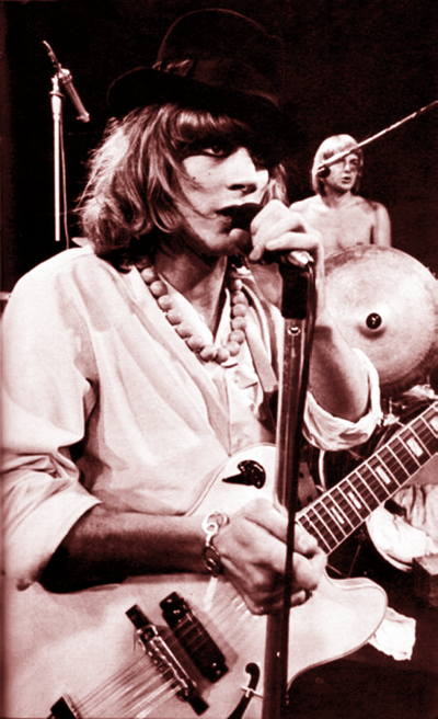 Kevin Ayers (Bass, My fever)