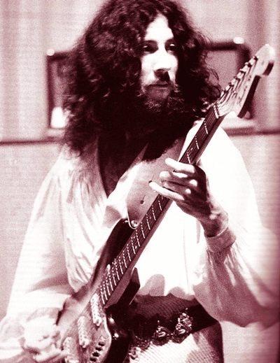 Peter Green (Bass, My Fever)