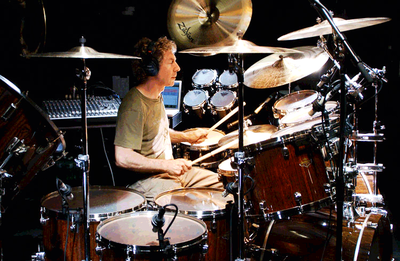 Simon Phillips (Bass, My Fever)